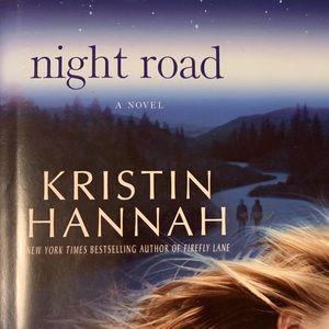 """Night Road"" by Kristin Hannah, Hardcover"
